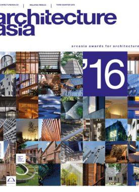 2016 Architecture asia