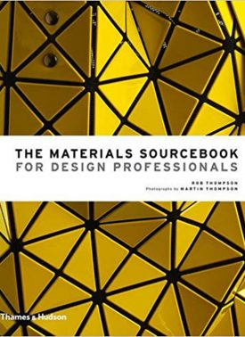 2017 The materials sourcebook for design professionals
