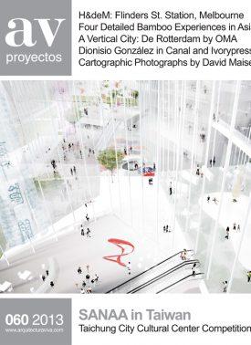 AV Proyectos 60_SANAA in Taiwan